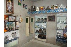 Photo: Air Port Road Jodhpur City Rajasthan,
